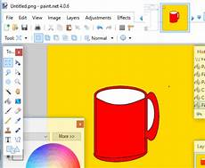how to create custom shapes in paint net and save them