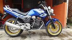 Modifikasi Honda Tiger 2000 by Modifikasi Tiger 2000 Eksotis Bannya Semok Bangettt