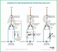 domestic refrigerator starting relays hermawan s refrigeration and air conditioning systems domestic refrigerator starting relays hermawan s blog refrigeration and air conditioning systems