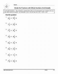division fractions worksheets grade 5 6597 division of fractions with mixed numbers worksheets fractions worksheets fractions number