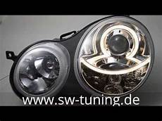 eye scheinwerfer f 252 r vw polo 9n chrome