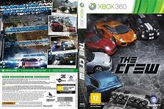 The Crew Pt Br Xbox 360 Box Cover By Wellyson