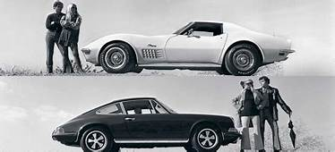 The Corvette/Porsche Rivalry  Archive Motor Trend