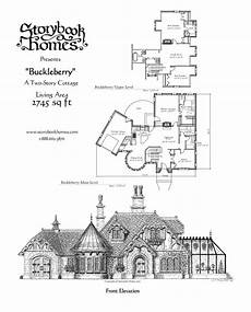 storybook cottage house plans 90 best storybook homes images on pinterest