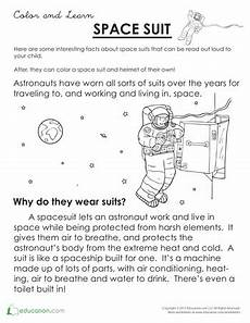earth science reading comprehension worksheets 13265 what is a space suit earth space science reading comprehension space activities