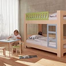 kinderbett hochbett lullaby von blueroom mitwachsendes kinderbett design