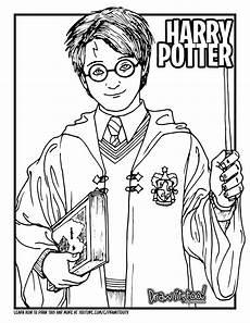 Harry Potter Malvorlagen Pdf How To Draw Harry Potter Harry Potter Series