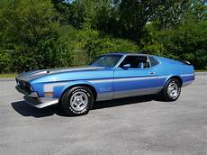 1973 ford mustang mach 1 for sale classiccars cc