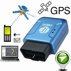 gps tracker auto car auto obd ii obd2 gps realtime tracker mini