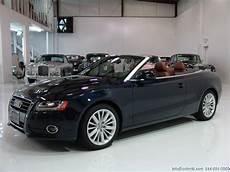 2011 audi a5 cabriolet quattro 2 0 t premium plus package only 1 800 miles daniel schmitt