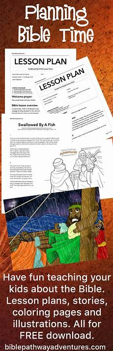 children s bible stories with free printable coloring pages and lesson plans
