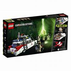 new lego ghostbusters includes 4 minifigures with proton