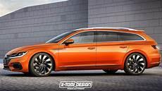 Vw Arteon Kombi - vw arteon wagon render could and should happen