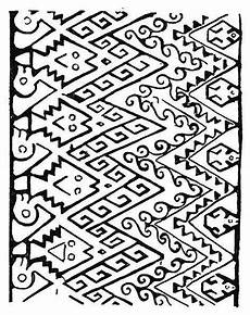 southwest american coloring page