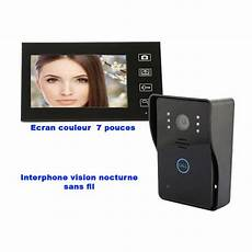 Interphone Portier Sans Fil Interphone Sans Fil Valoo Fr