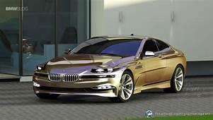 BMW 8 Series Tribute  Design Study