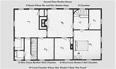 lizzie borden house floor plan always on watch two lizzie borden did she or didn t she