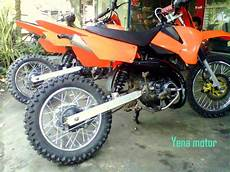 Harga Modifikasi Motor Trail by Modifikasi Motor Trail