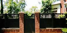 Pin By Ortiz On Wood And Brick Fences