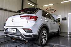 Vw T Roc Chiptuning Dte Systems