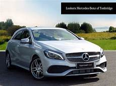 Mercedes A Class A 200 D Amg Line Premium Silver