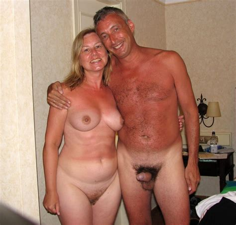 Couples Nude At Home