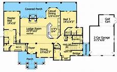 house plans with dual master suites cozy cottage with dual master suite 15792ge