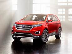 bald auch bei uns ford edge concept auto motor at