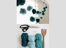 25 DIY Yarn Crafts   Tutorials & Ideas for Your Home