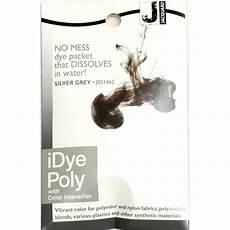 Teinture Idye Poly Teinture Gris Argent Pour Tissus