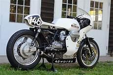 A Magnificent V7 46works Moto Guzzi Custom Moto Guzzi