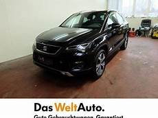 seat ateca gebraucht 10 g 252 nstige angebote 24h autouncle