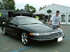 how to work on cars 1995 lincoln mark viii interior lighting 1iced8 1995 lincoln mark viii specs photos modification info at cardomain