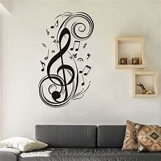 home decor stickers dctop diy musical note home decor wall stickers