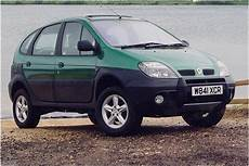 renault scenic rx4 renault scenic rx4 2000 2003 used car review car