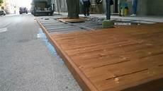 pedane in legno per esterni prezzi pedane modulari e palchi da esterno