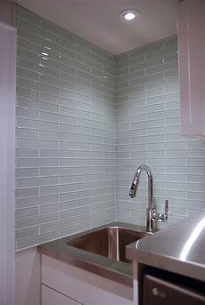 glass tile laundry room backsplash rambling renovators
