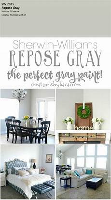 sherwin williams repose gray the gray paint it looks great in any lighting a