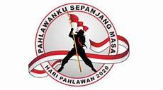 Logo Hari Pahlawan 2020 Di Sini Cocok Untuk