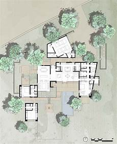 lake flato house plans lake flato floor plan renderings models pinterest