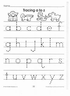 free alphabet handwriting worksheets a to z 21684 1 abc printing both and lower letters alphabet tracing worksheets