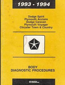 small engine repair manuals free download 1993 plymouth grand voyager parking system 1993 1994 dodge spirit plymouth acclaim dodge caravan plymouth voyager chrysler town