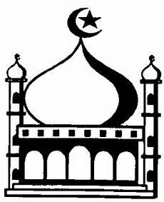 Logo Masjid Clipart Gambar Islami