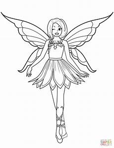 coloring pages fairies 16620 winking coloring page free printable coloring pages