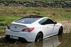 coupe rally attempt hyundai genesis forum