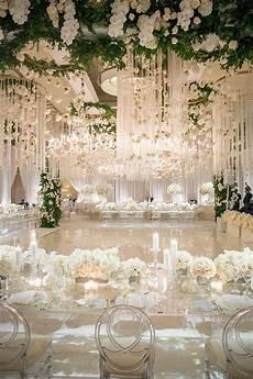 White Wedding Theme Reception flowery decor inspiration for white backdrops and luxury