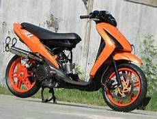 Modifikasi Spin by Display Of Motor Sport Modifikasi Suzuki Spin 125 2007