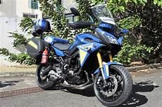 La Gendarmerie Met En Service Ses Nouvelles Motos Yamaha