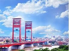Jembatan Era Palembang Ikon Legendaris Bersejarah Di