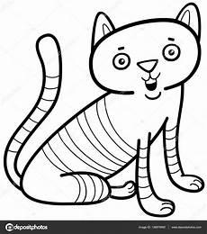 Katze Malvorlage Umriss Malvorlagen Katzen Drucken Sie 100 Kostenlose Schwarz